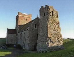 Postcard - Dover Roman Pharos East Lighthouse, Kent. SMH61 - Lighthouses