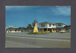 MOTEL - MONTMAGNY - MOTEL WIGWAM INC. - BOUL. TACHÉ - PHOTO P.MICHON - Hotels & Restaurants
