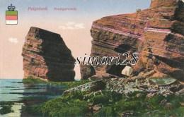 HELGOLAND - PREDIGERSTUHL - Helgoland