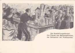 """Rheinische Briefmarkenausstellung Düsseldorf 1936, """"Der Ausstellungsstempel"""" - Stamps (pictures)"""