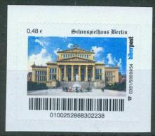 Biber Post Schauspielhaus Berlin   G230 - [7] Repubblica Federale