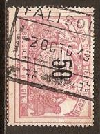 FED-0311    FALISOLLE      Ocb TR 21 - Chemins De Fer
