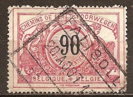 FED-0313    FALISOLLE      Ocb TR 25 - Chemins De Fer