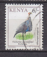 Kenya 1996 Mi. 696    6 Sh Bird Vogel Oiseau Geierperlhuhn - Kenia (1963-...)