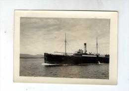 photographie , 9 x 6.5 cm ,  HELLIK , bateau