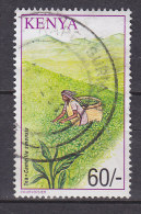 Kenya 2001Mi. 757    60 Sh Nutzpflanzen Tea Tee - Kenia (1963-...)
