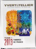 YVERT & TELLIER: Timbres De France 2013   Prix: 8.00 € - Afstempelingen