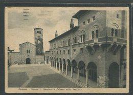 RAVENNA     CARTOLINA FORMATO GRANDE  ANNI 30/40   VIAGGIATA - Ravenna