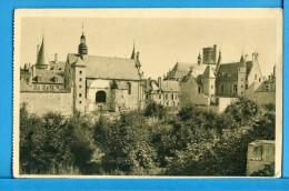 CP, 58, NEVERS, Eglise De La Visitation Et Palais Ducal, Ecrite, Ed Yvon N° 858 - Nevers