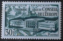 FRANCE 1952 - CONSEIL De L'EUROPE à STRASBOURG N° 923 - 1 Timbre NEUF** Y&T 9,50€ - Francia