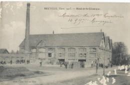 Guerre 14-18/ Carte Postale  Breteuil/Eure / 18éme Territorial/ 1915    POIL67 - 1914-18
