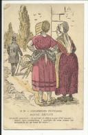 """Gauloiseries Françaises , Notre Député , Signée: Jarry 1911 """" - Humour"""