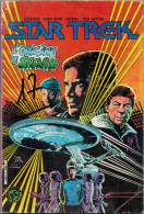 "STAR TREK N° 3  Juin Année 1985 Aredit DC : "" L'Origine De Saavik "" - Soucoupe Volante - Arédit & Artima"