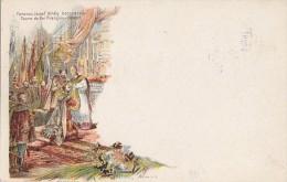 Hongrie - Budapest - Précurseur - Sacre Du Roi - Entier Postal Cachet 1897 Szoregh Weinberge Vinohrady - Hungary