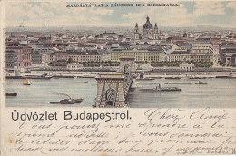 Hongrie - Budapest - Précurseur - Gruss - Budapeströl - Hungary