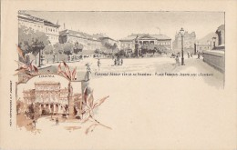 Hongrie -  Budapest - Akademia - Précurseur - Entier Postal - Hungary