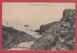 ÎLE DE GROIX --> Port Melun - Groix