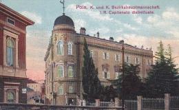 POLA99  ---   POLA   --  K. Und K. BEZIRKSHAUPTMANNSCHAFT - Kroatien