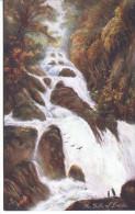 CUMBRIA - THE FALLS OF LODORE - TUCKS - Cumberland/ Westmorland
