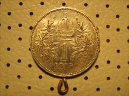 AUSTRIA 1 Corona 1915 - Autriche