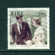 IRELAND - 2013  John F Kennedy  60c  Used As Scan - 1949-... République D'Irlande