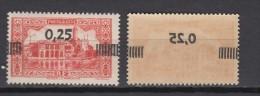 1938   YVERT  Nº 148 , 148b     / * / - Argelia (1924-1962)