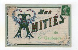 Fev14   6164061   Amitiés De Ste Gauburge - France