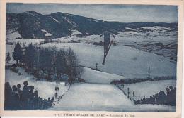 CPA Villard-de-Lans En Hiver - Concours De Saut (0825) - Villard-de-Lans