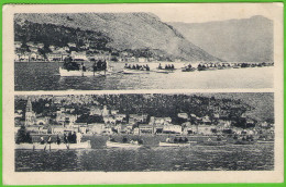 PERAST - Prenos Cudotvorne Slike Bl. Gospe Od Skrpjela Kod Perasta Dne 29. Lipnja ( Montenegro ) * Travelled  RRR - Montenegro