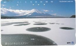 JAPAN - Volcano(251-162), 06/92, Used - Vulcani