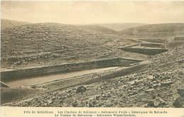 Près De BETHLEHEM - Les Piscines De Salomon - Israel