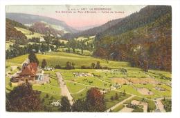 Cp, 63, La Bourboule, Vue Générale Du Parc D'Enfants, Vallée De Vendeix, Voyagée 1934 - Non Classés