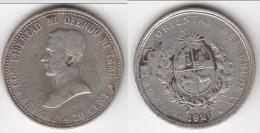 **** URUGUAY - 20 CENTESIMOS 1920 - ARGENT - SILVER **** EN ACHAT IMMEDIAT !!! - Uruguay
