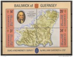 GUERNSEY 1987 - Yvert #H7 - MNH ** - Guernsey