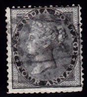 India Scott     9 Used VGood  Cat Value $16.00 - India (...-1947)