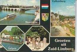 Groeten Uit Zuid-Limburg V. Leer's Fotodrukindustrie B.V. Amsterdam Used To Australia    Front & Back Shown - Other