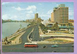 EGYPTE - CAIRO - Nile Hilton Hotal - 2 scans