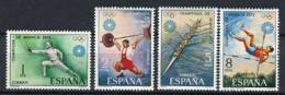 España 1972. Edifil 2098-2101 ** MNH. - 1971-80 Nuovi