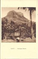 TAHITI - Montagne Sacrée - Tahiti