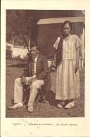 TAHITI - Léprosie D'OROFARA - Un Couple Lépreux - Tahiti