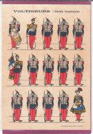 VOLTIGEURS ( Garde Impériale ) - Régiments