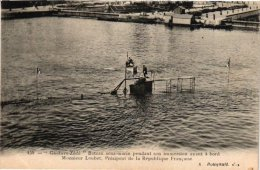 BATTLESHIPS     3 CP Castor Sous Marin Le Gnome  Gustave Zédé - Submarines