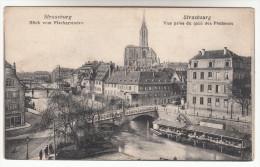 CPA Strasbourg, Vue Prise Du Quai Des Pêcheurs (pk13213) - Strasbourg