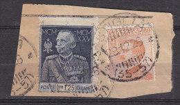 PGL BV169- ITALIA REGNO SASSONE N°188+205 - 1900-44 Victor Emmanuel III