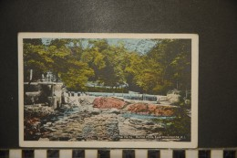 Scenic View, The Falls, Hunts Mills, East Providence, Rhode Island, - Providence