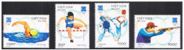 Olympische Spelen 2004 , Vietnam - Zegels  Postfris - Estate 2004: Atene