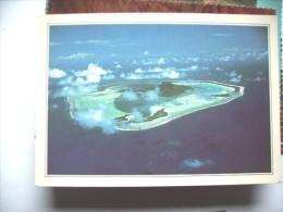 Frans Polynesië Maupiti - Frans-Polynesië