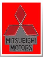 PIN´S MITSUBISHI : Belle Version Du LOGO MITSUBISHI MOTORS - Mitsubishi