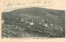 Réf : VP 1-14-380  :   Montagna-le-Reconduit  Près Saint Amour - Frankrijk