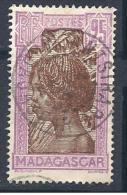 MADAGASCAR   N° 168 OBL ANTSIRABE  TB - Madagascar (1889-1960)